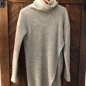 Banana Republic Sz Medium Turtleneck sweater